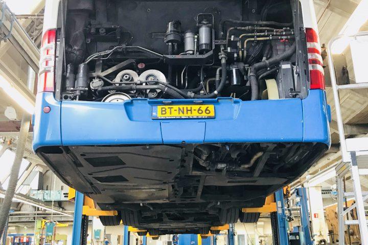 vacature leerling monteur Bus