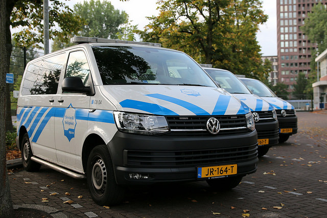 GVB Amsterdam Handhaving
